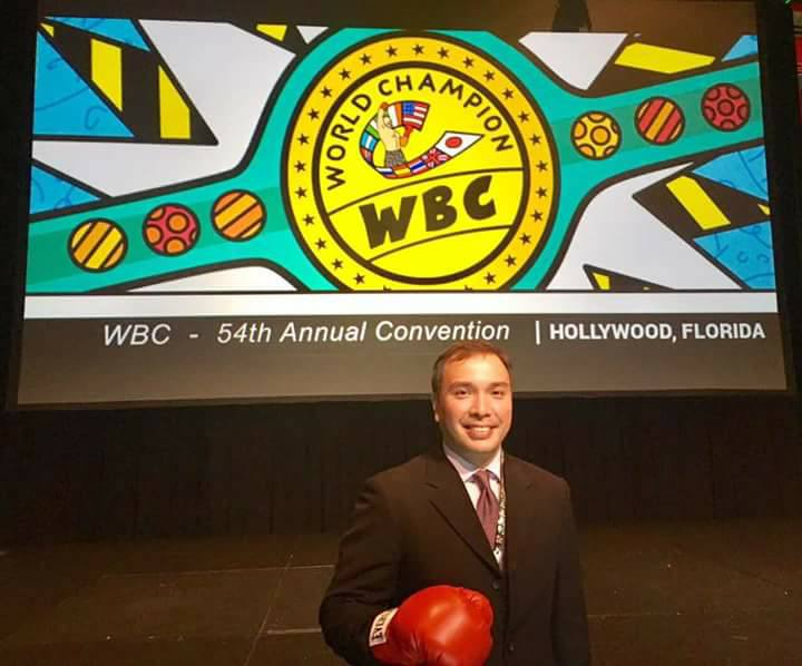"""""""We'll double our efforts so that there will always be fellow Filipinos who'll bring home pride and glory as the most competitive boxers worldwide in all divisions where they qualify,"""" said GAB Chairman Abraham Kahlil """"Baham"""" Mitra. (Photo: Chairman Baham Mitra/Facebook)"""