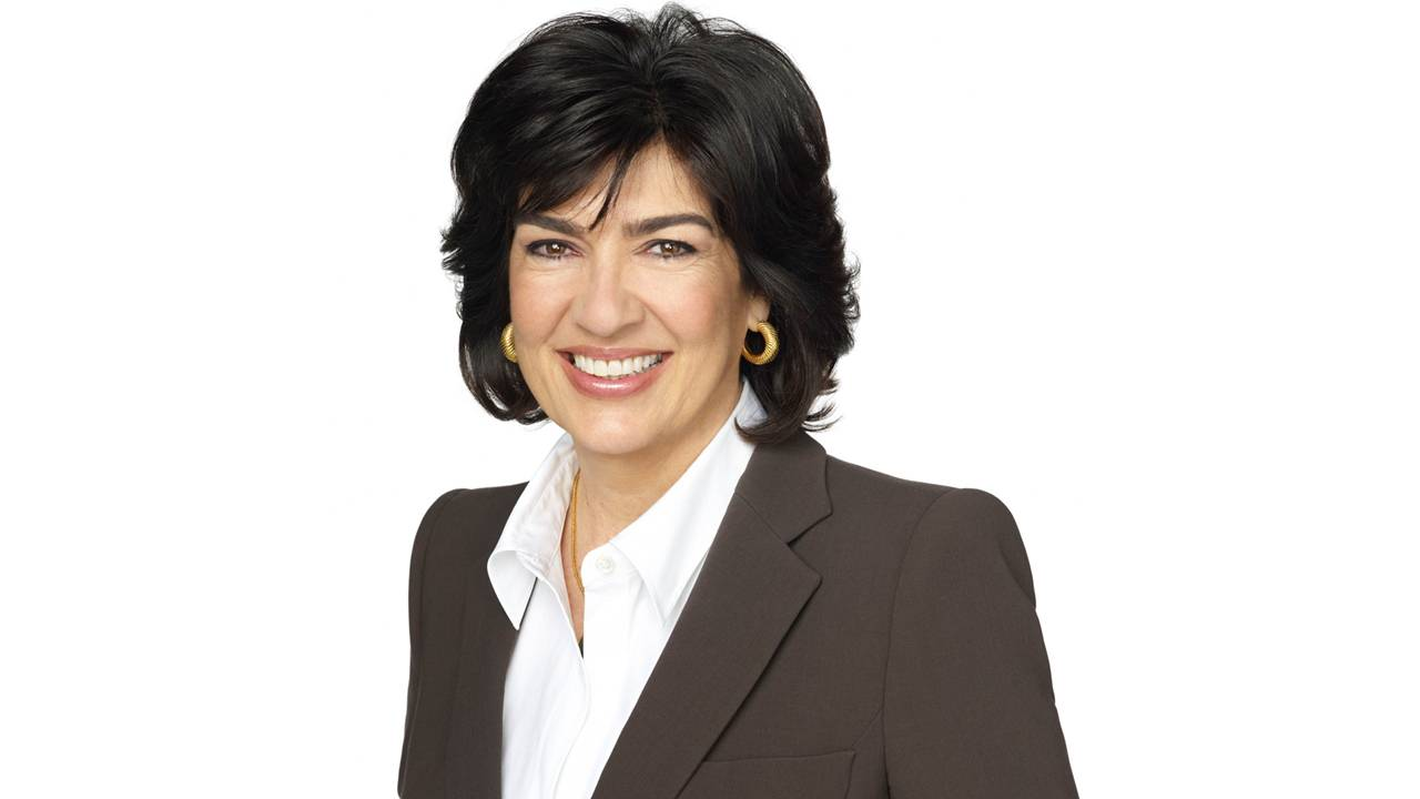 Christiane Amanpour to help fill Charlie Rose gap on PBS