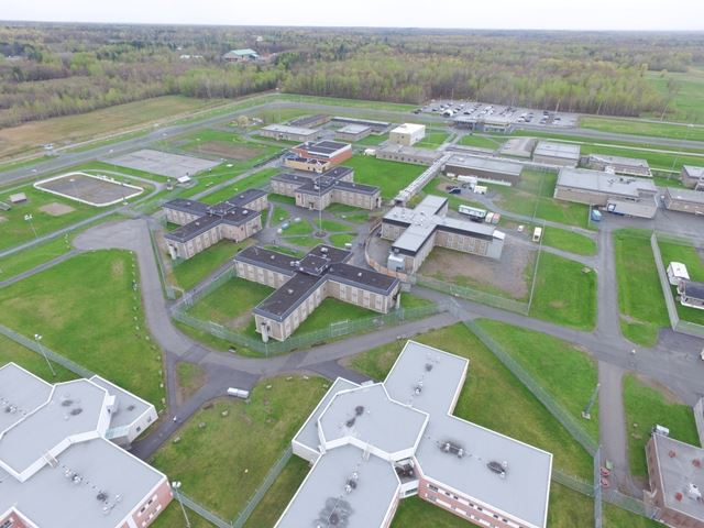 Canada's prison population is getting greyer, and the Correctional Service of Canada expects to soon complete a strategy for how to deal with aging inmates. (Photo: Correctional Service of Canada/Facebook)