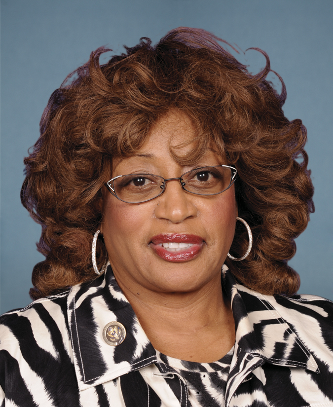 She was convicted in May by a federal jury of 18 of the 22 charges against her, which included fraud, lying on her tax returns and on her congressional financial disclosures. (Photo By Online Guide to House Members and Senators - Online Guide to House Members and Senators, Public Domain)