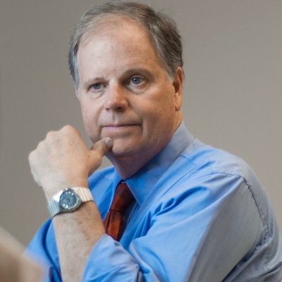 Democrat Doug Jones won Alabama's special Senate election, beating back history, an embattled Republican opponent and President Donald Trump, who urgently endorsed GOP rebel Roy Moore despite a litany of sexual misconduct allegations. (Photo: Doug Jones/Twitter)