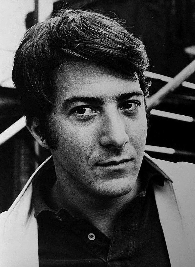 Dustin Hoffman (Photo by Studio - ebay, Public Domain)
