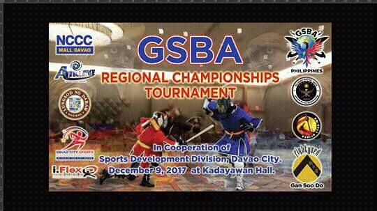 More than 100 players from different schools and clubs are featured in the 2017 Global Stick Blade Alliance (GSBA) Regional Championships on Saturday at the Kadayawan Hall of NCCC Mall, Davao City. (Photo: Elie Agravante Gamboa/Facebook)