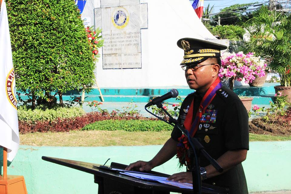 The appointment of General Rey Leonardo Guerrero as the new Armed Forces of the Philippines (AFP) Chief of Staff was formally confirmed by the Commission on Appointments (CA) on Wednesday. (Photo: Eastern Mindanao Command, AFP/Facebook)