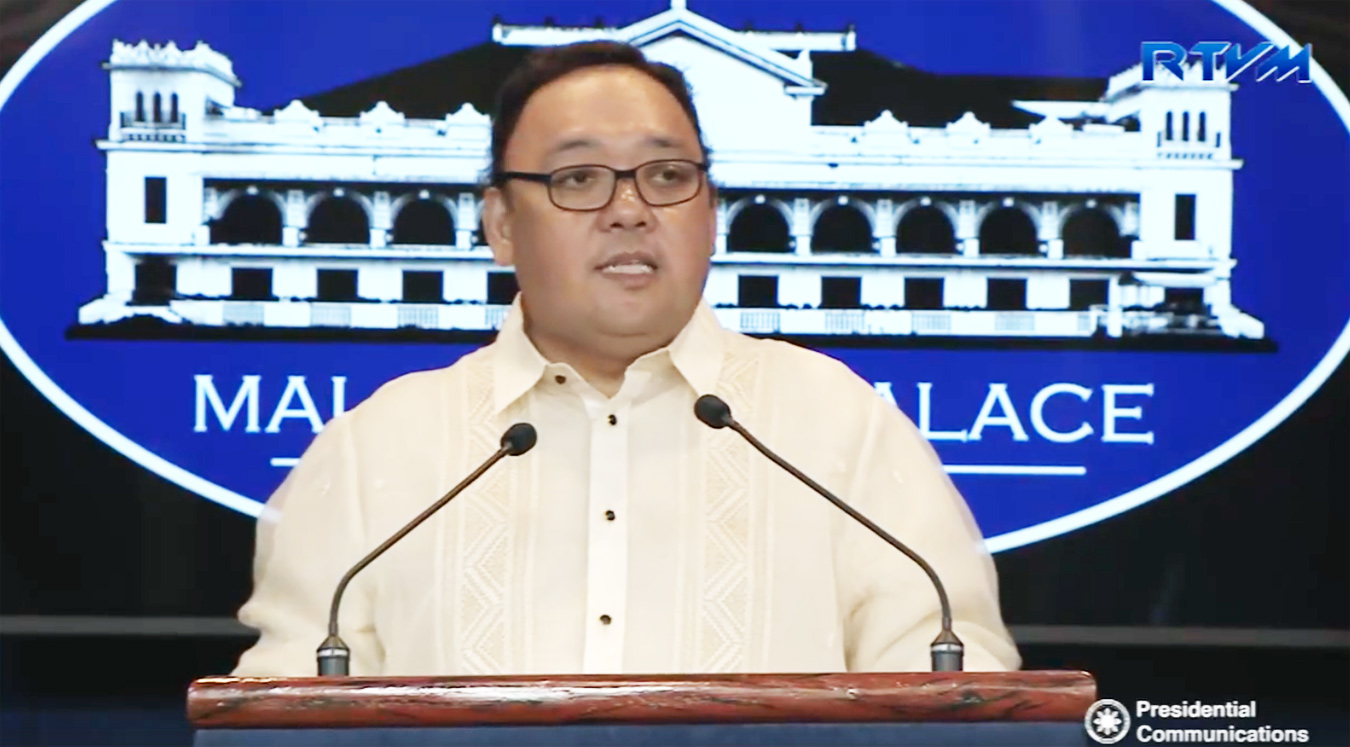 FILE: Presidential Spokesperson Harry Roque. (PCOO PHOTO)