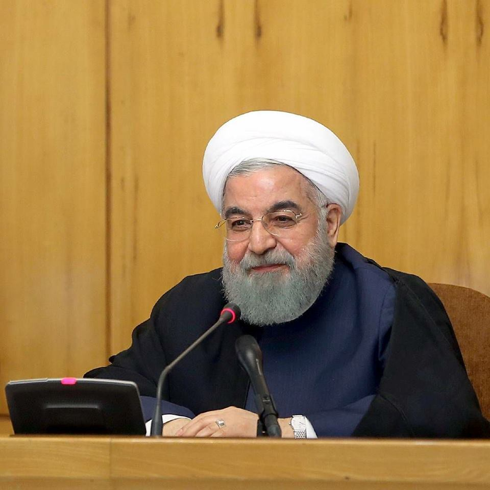 President Hassan Rouhani says Iran is ready to restore ties with Saudi Arabia if it stops bombing Yemen and cuts its alleged ties with Israel. (Photo: Hassan Rouhani/Facebook)