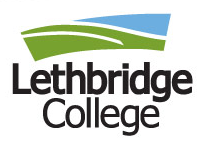 This is a logo for Lethbridge College. (Wikimedia commons, Fair use)