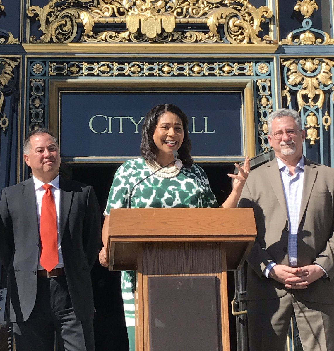 San Francisco mayor remembered as civil servant