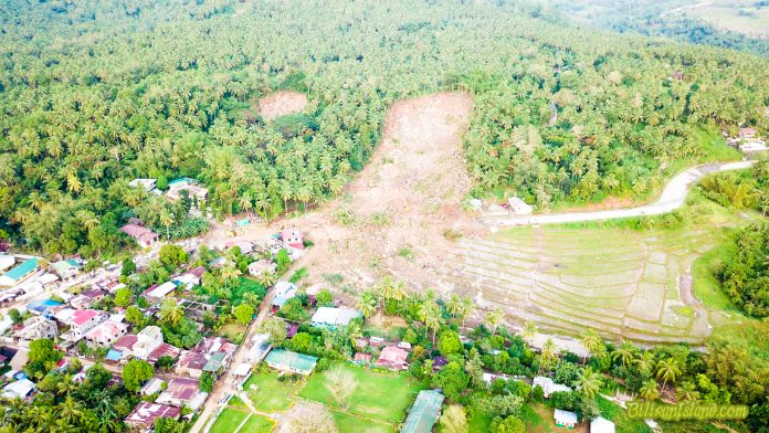 """We have been hit by strong typhoons in the past such as super-typhoon Yolanda, but 'Urduja' is the most damaging storm,"" said Biliran Governor Gerardo Espina, Jr Monday morning. (Photo: biliranisland.com/)"