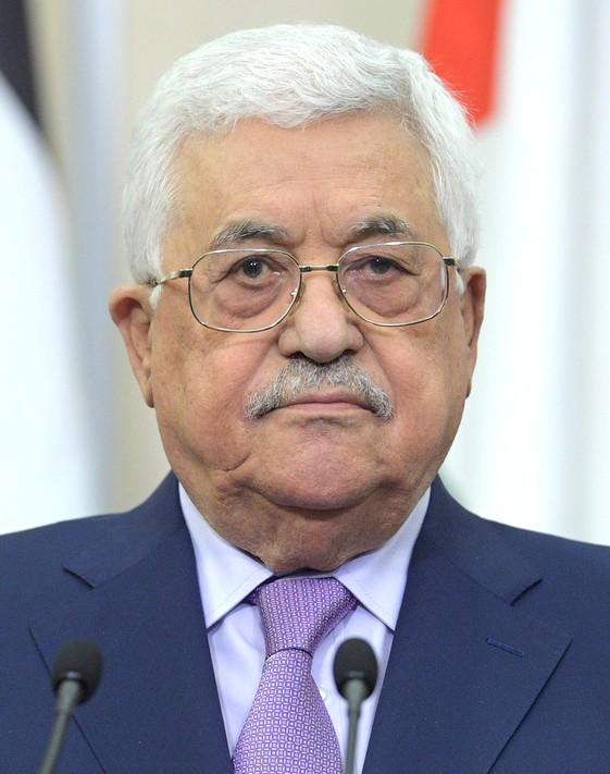 Mahmoud Abbas in May 2017 (Photo By Kremlin.ru - http://en.kremlin.ru/events/president/news/54483/photos, CC BY 4.0)