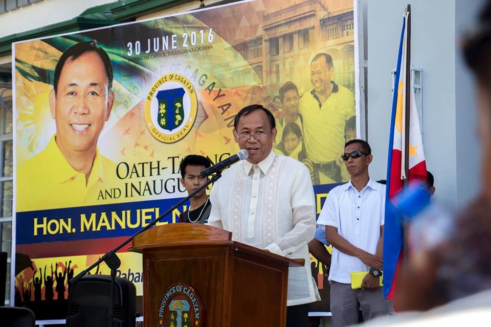 Mamba said the killing was disguised as an act of patriotism pursuant to communist ideologies and is nothing but plain and simple terrorism. (Photo: Governor Manuel Mamba/Facebook)