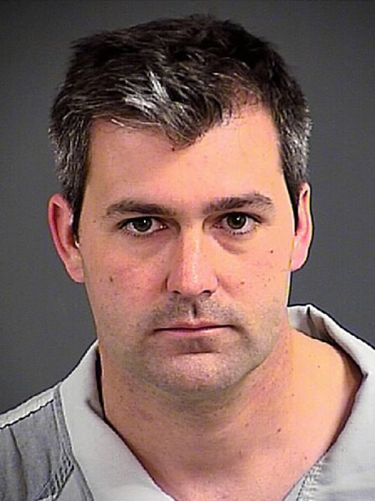 For three days, attorneys representing the federal government and a former South Carolina officer charged in an unarmed black motorist's shooting death have presented technical testimony to a judge to consider how much time Michael Slager (pictured) should spend in federal prison. (Photo: Charleston County Sheriff's Office)