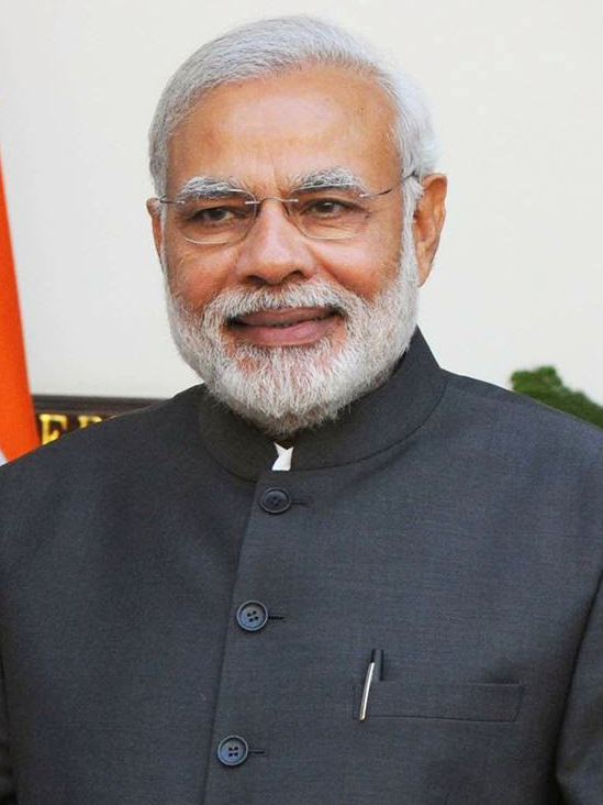 FILE: PM Modi  (Photo By Narendra Modi - State Visit of the President of the Republic of Singapore to India, CC BY-SA 2.0)