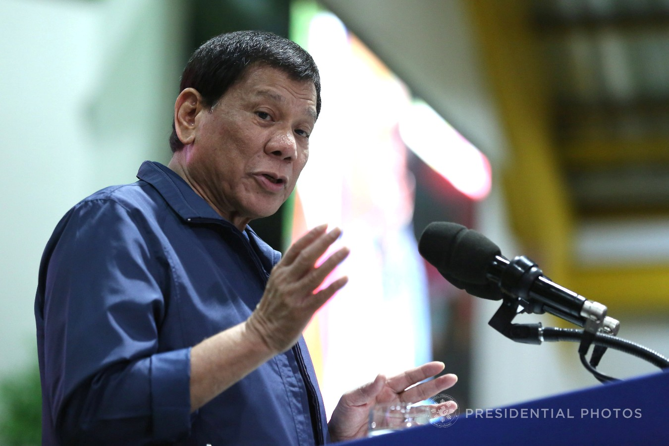 FILE: (President Rodrigo Roa Duterte KARL NORMAN ALONZO/PRESIDENTIAL PHOTO)