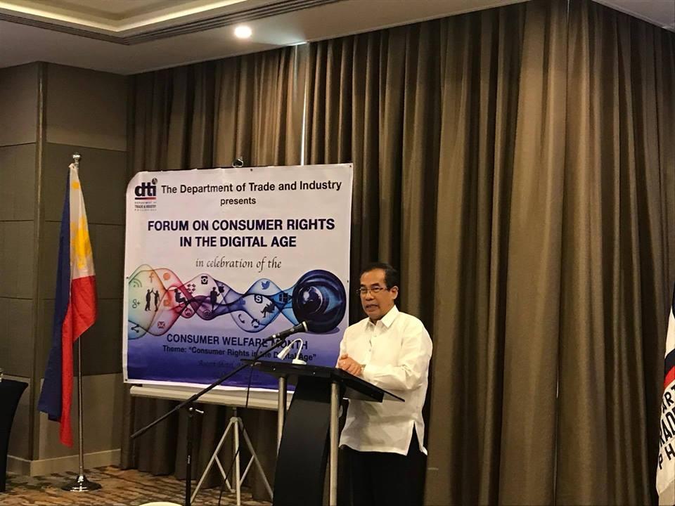 DTI launches #consumerPH to promote consumer awareness