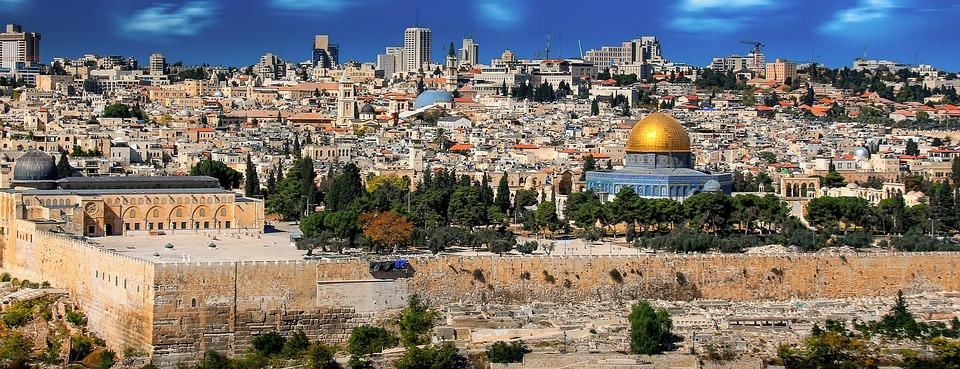 Jerusalem, Israel (Pixabay photo)