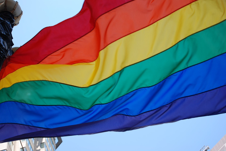 LGBT FLAG (Pixabay photo)