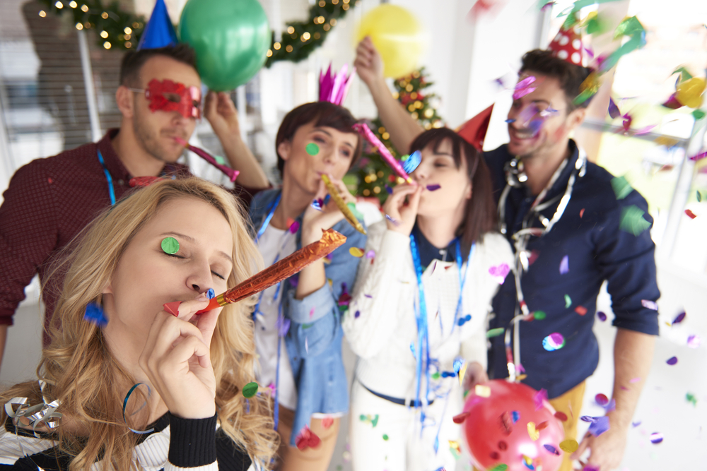 With the names of Weinstein, Spacey and Lauer likely getting more mentions this year than Dancer, Prancer and Blitzen, employers are making sure their year-end staff merrymaking doesn't generate more inappropriate conduct. (Shutterstock)