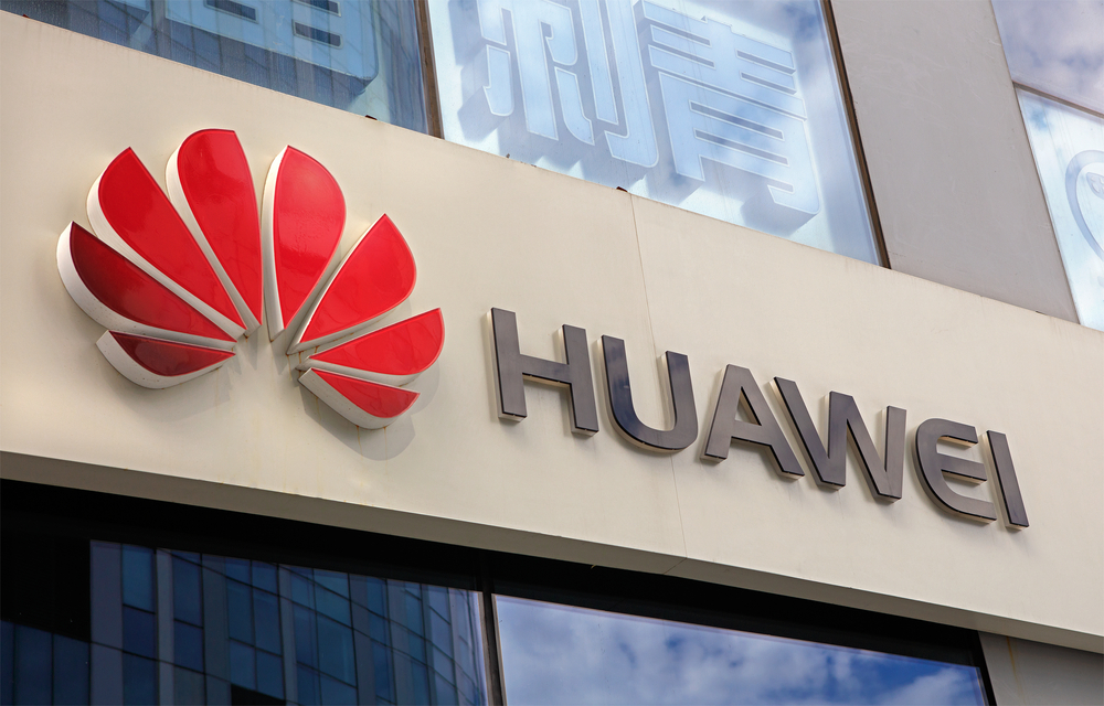 Chinese smartphone brand Huawei will start sales through U.S. carriers next year, a Huawei executive said Monday, stepping up the No. 3 global handset seller's presence in the home market of rival Apple Inc. (Shutterstock)