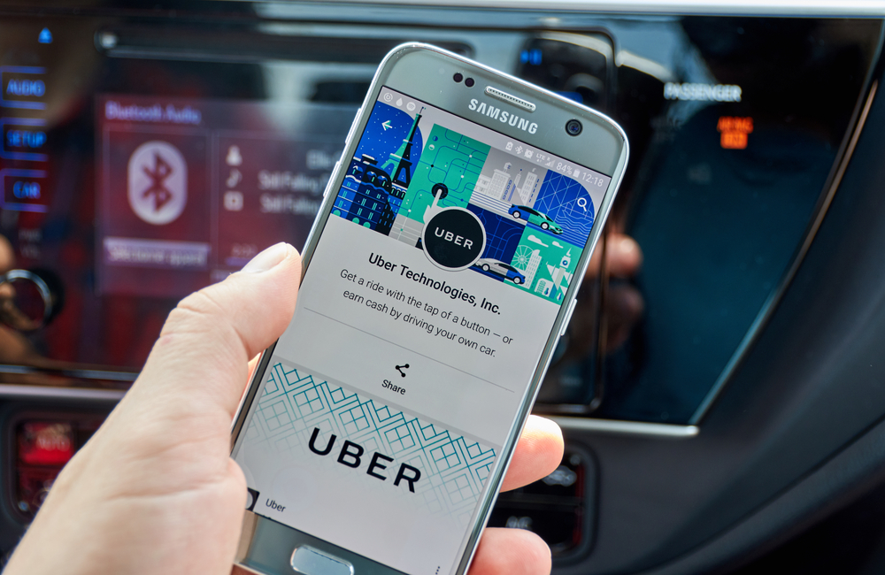 Uber Canada said late Monday that 815,000 Canadian riders and drivers may have been affected as part of its worldwide data breach announced in November. (Shutterstock)