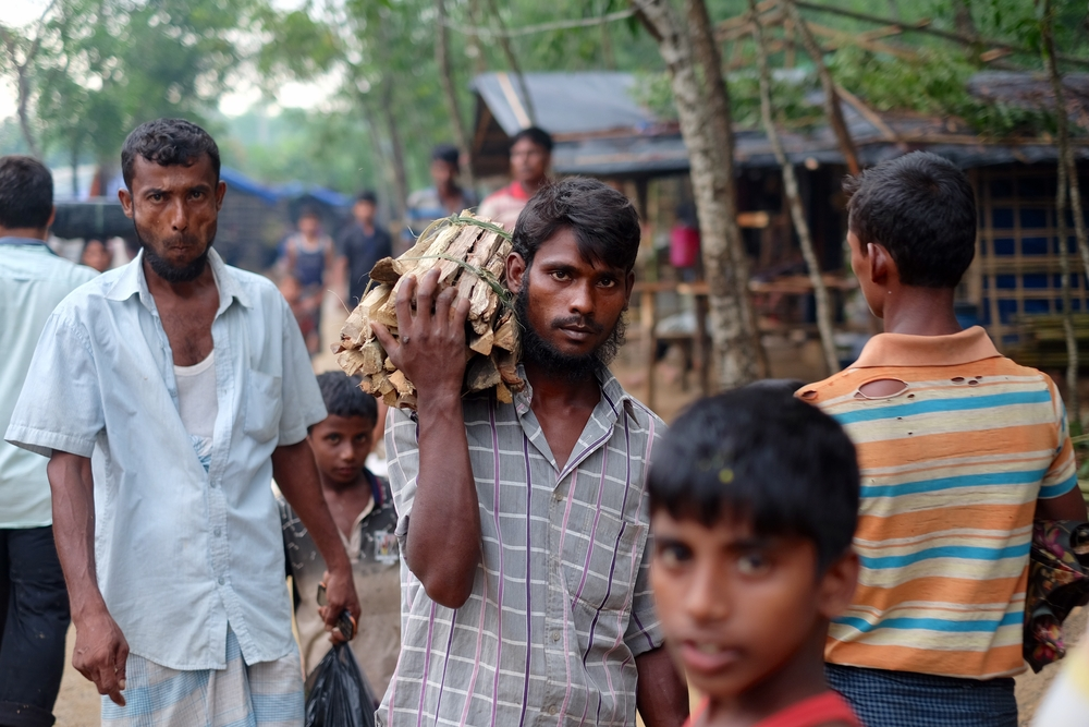 'Acts of genocide' suspected against Rohingya in Myanmar