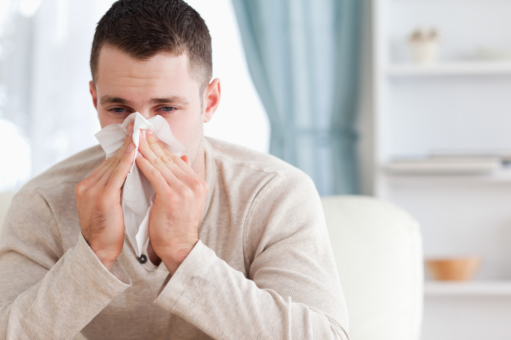 A review of scientific literature suggests those who believe 'man flu' is more intense than the female version have some evidence to back up their views. (Shutterstock)