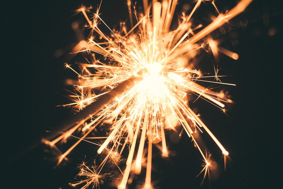 Fireworks are a mainstay of holidays in Mexico including Christmas, New Year's and this week's celebrations of the Virgin of Guadalupe. (Pixabay photo)