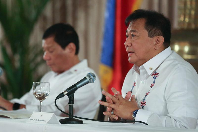 FILE: House Speaker Pantaleon Alvarez (PPD/Toto Lozano)