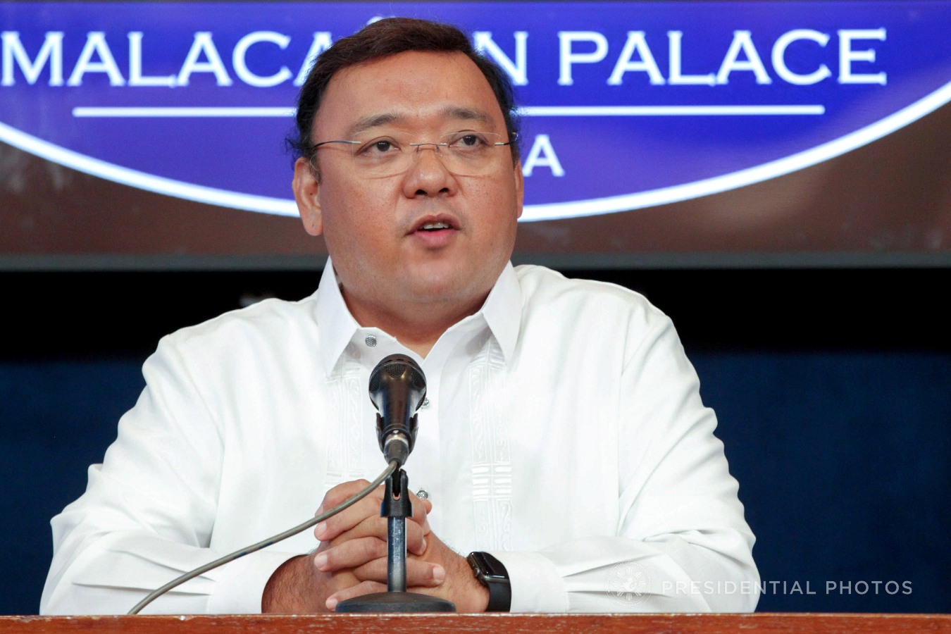 FILE: Presidential Spokesperson Harry Roque Jr. ( YANCY LIM/PRESIDENTIAL PHOTO)