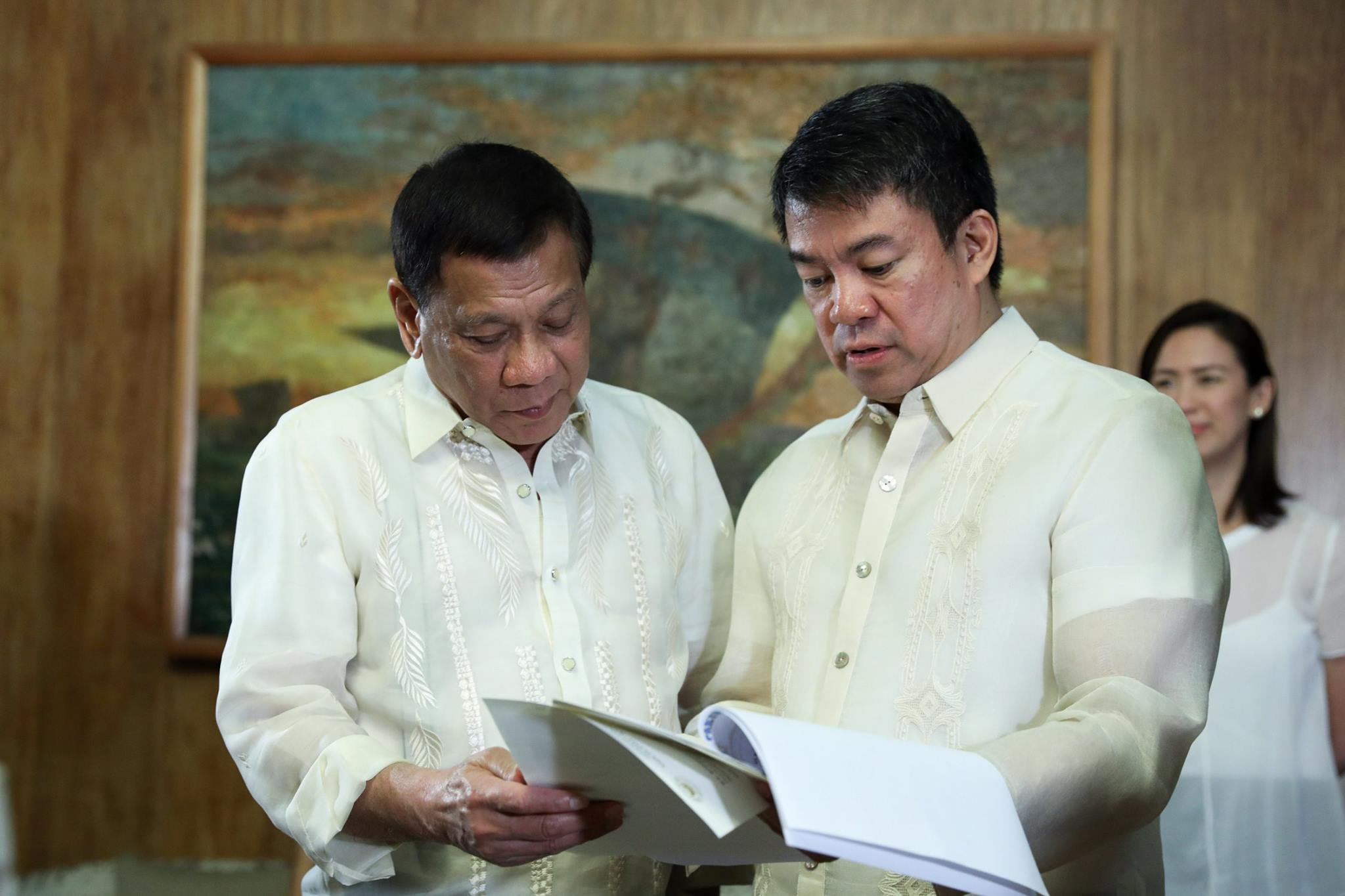 Speaker's attacks meant to weaken Senate, says Drilon