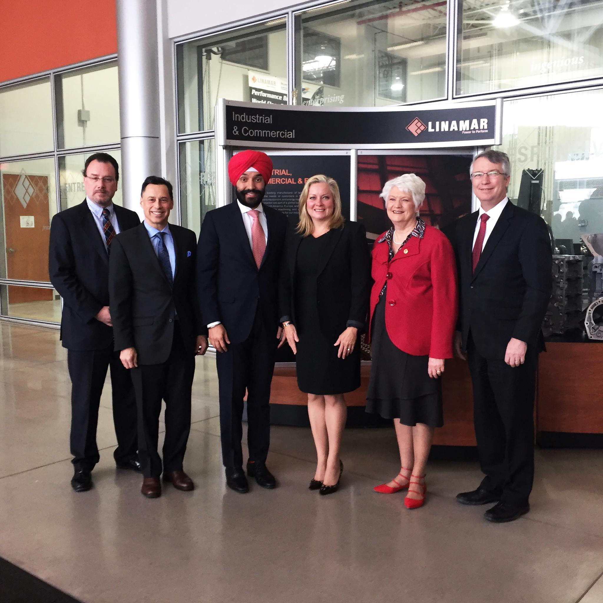 Linamar Corp. to create 1500 jobs at new innovation, research centre