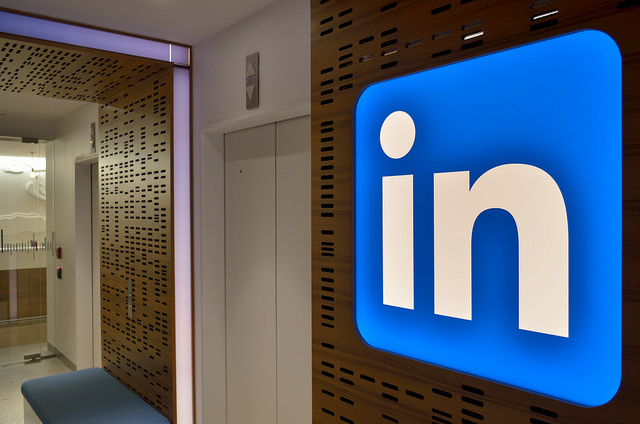 It's been just over a year since Microsoft swallowed the career networking site LinkedIn.  (Photo by Open Grid Scheduler / Grid Engine/Flickr, Public Domain)