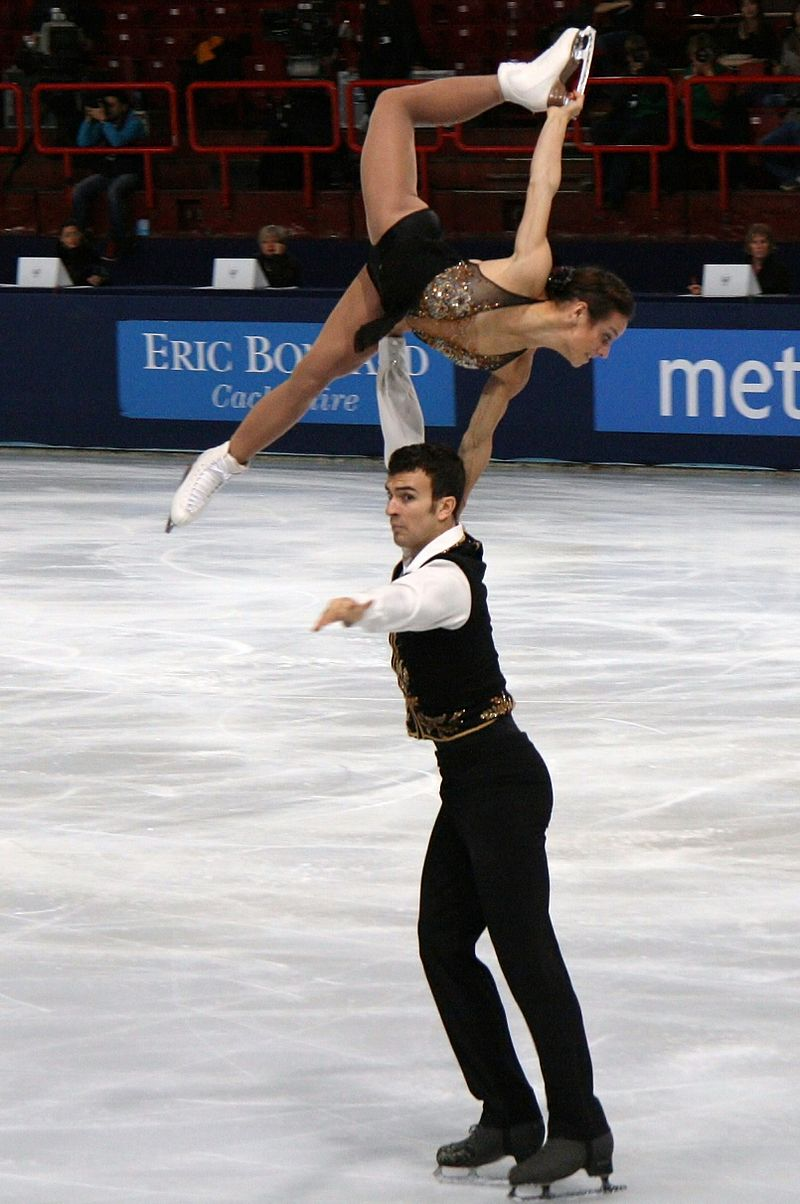 Duhamel and Radford in 2011 (Photo By Luu - Own work, CC BY-SA 3.0)