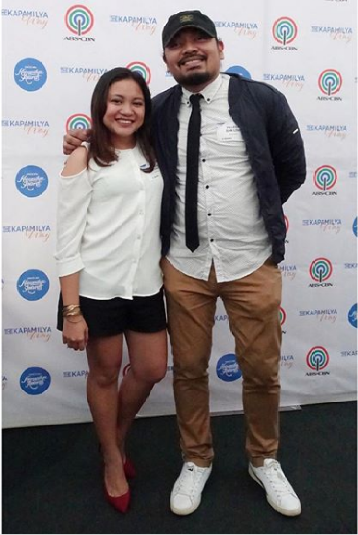 Award-winning Filipino director Dan Villegas and director Antoinette Jadaone (Photo: dan_villegas/Instagram)
