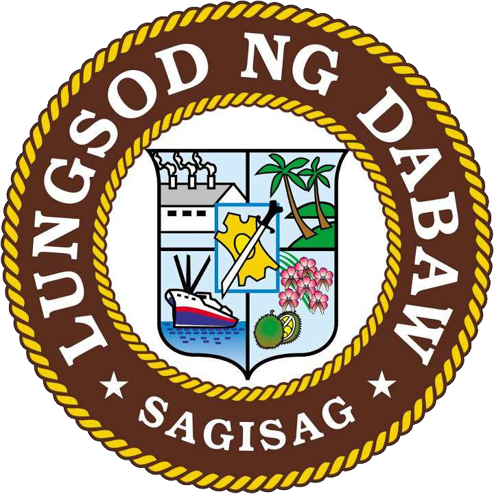 Official seal of Davao City (Wikimedia commons, Fair use)