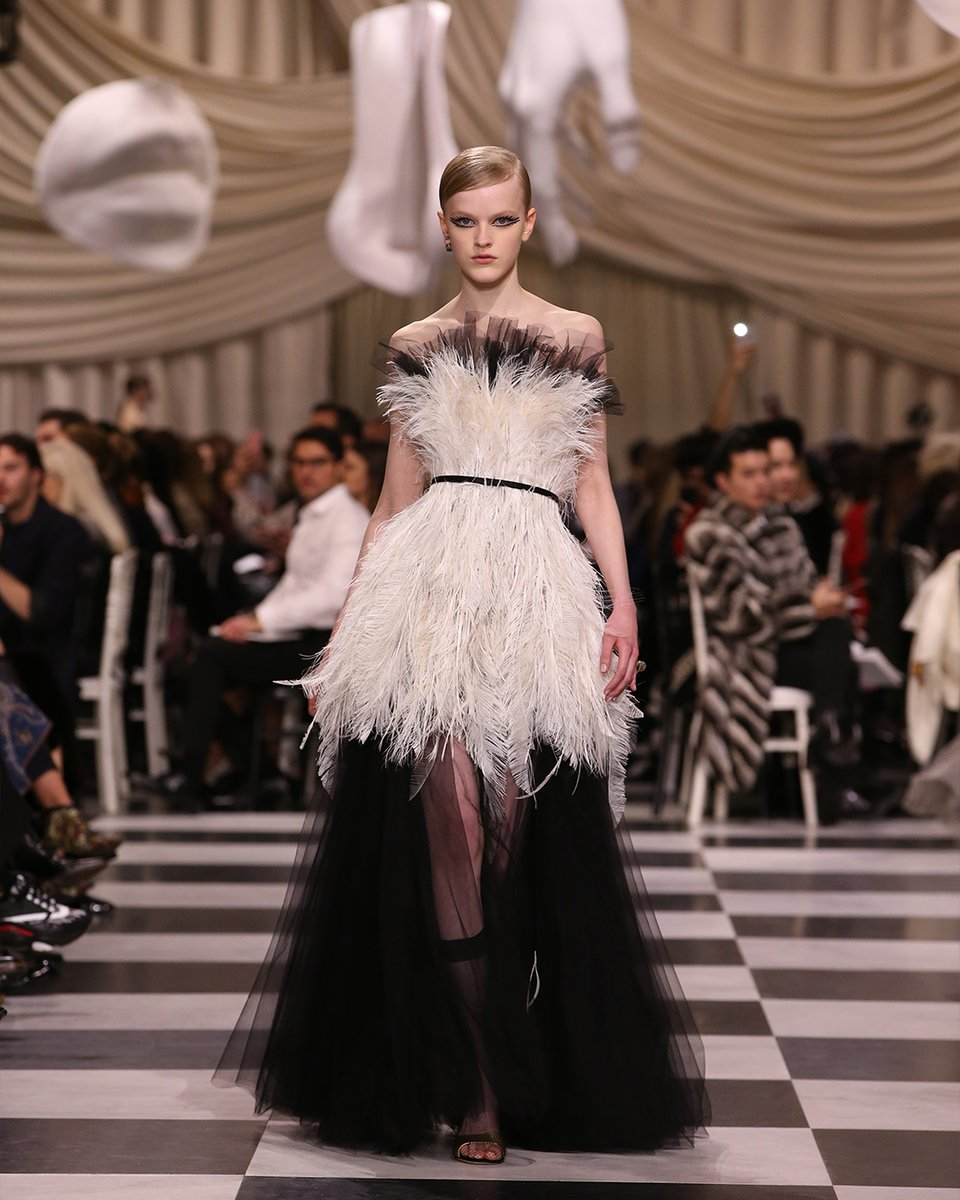 Dior gets surreal as stars talk Time\'s Up at Paris couture ...