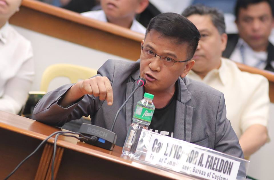 Bristling encounter between Faeldon, Gordon at Senate hearing on 'tara' system