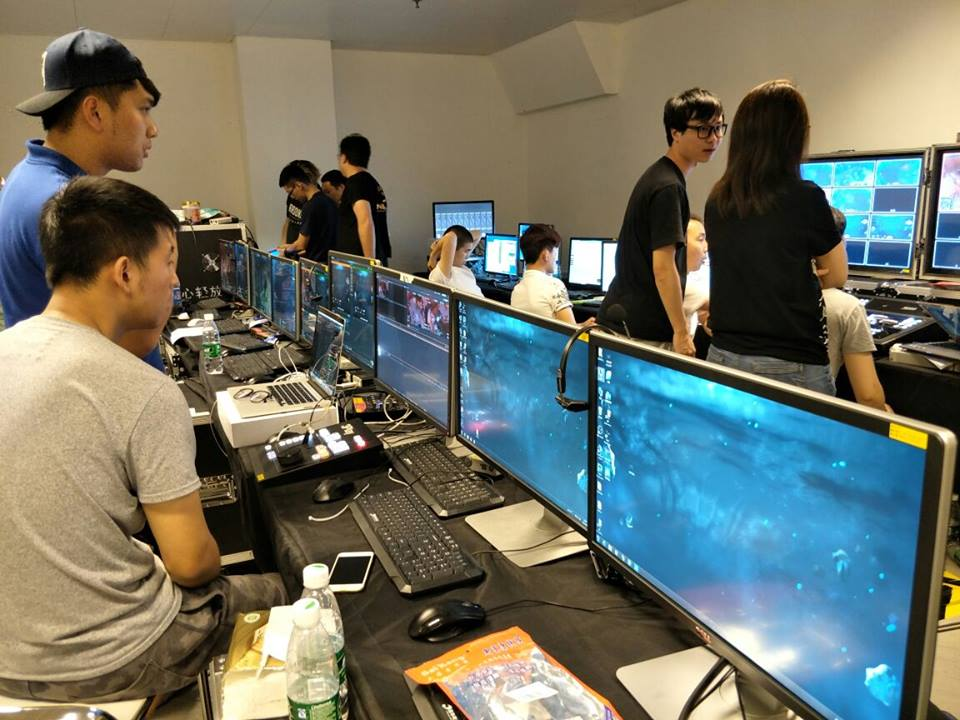 Despite Valve's decision to remove Galaxy Battles 2 as a Major, Fallout Gaming opted to push through with the DOTA tournament scheduled for Jan. 15-21 at the Philippine Arena in Bocaue despite the expected backing out of some participating clubs. (Photo: Galaxy Battles/Facebook)