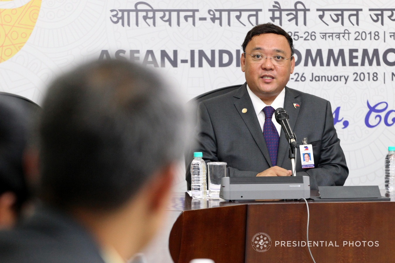 Presidential Spokesperson Harry Roque (YANCY LIM/PRESIDENTIAL PHOTO)