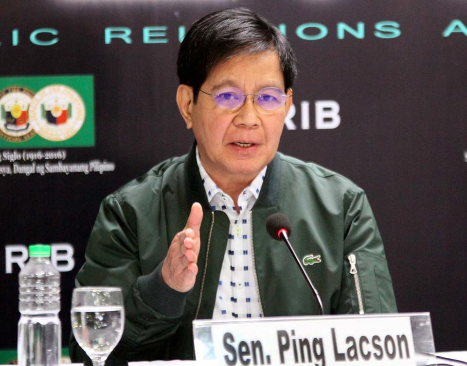 'Pathetic, bullying': Lacson, Pangilinan hit House's Cha-cha without Senate
