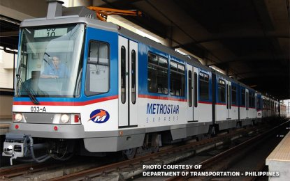 The MRT management is also eyeing the deployment of 20 trains with four cars daily, with a headway of three minutes and running 60 kilometers per hour, to address rising passenger demand. (PNA Photo)