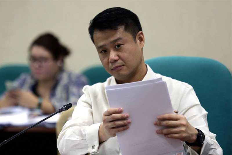 """FILE: The lawmaker said that while the CA only issued a 60-day temporary restraining order (TRO, it is still a """"good temporary development."""" (Senate PRIB Photo)"""