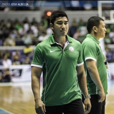 La Salle officially names Louie Gonzalez as new Green Archers coach — UAAP