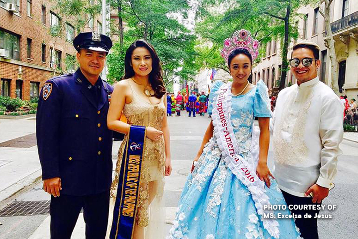 SUSTAINABLE TOURISM. Miss Philippines America and Ambassador of Tourism for the Philippines Excelsa de Jesus aims to work with local communities, investors, and stakeholders to promote sustainable tourism in the Philippines. (PNA Photo)