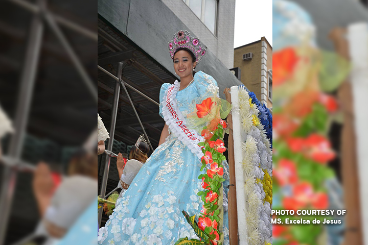 FILIPINA BEAUTY. Ambassador of Tourism for the Philippines Excelsa de Jesus is allowed to compete for the Miss Republic of the Philippines, following her win as Miss Philippines America. (PNA Photo)