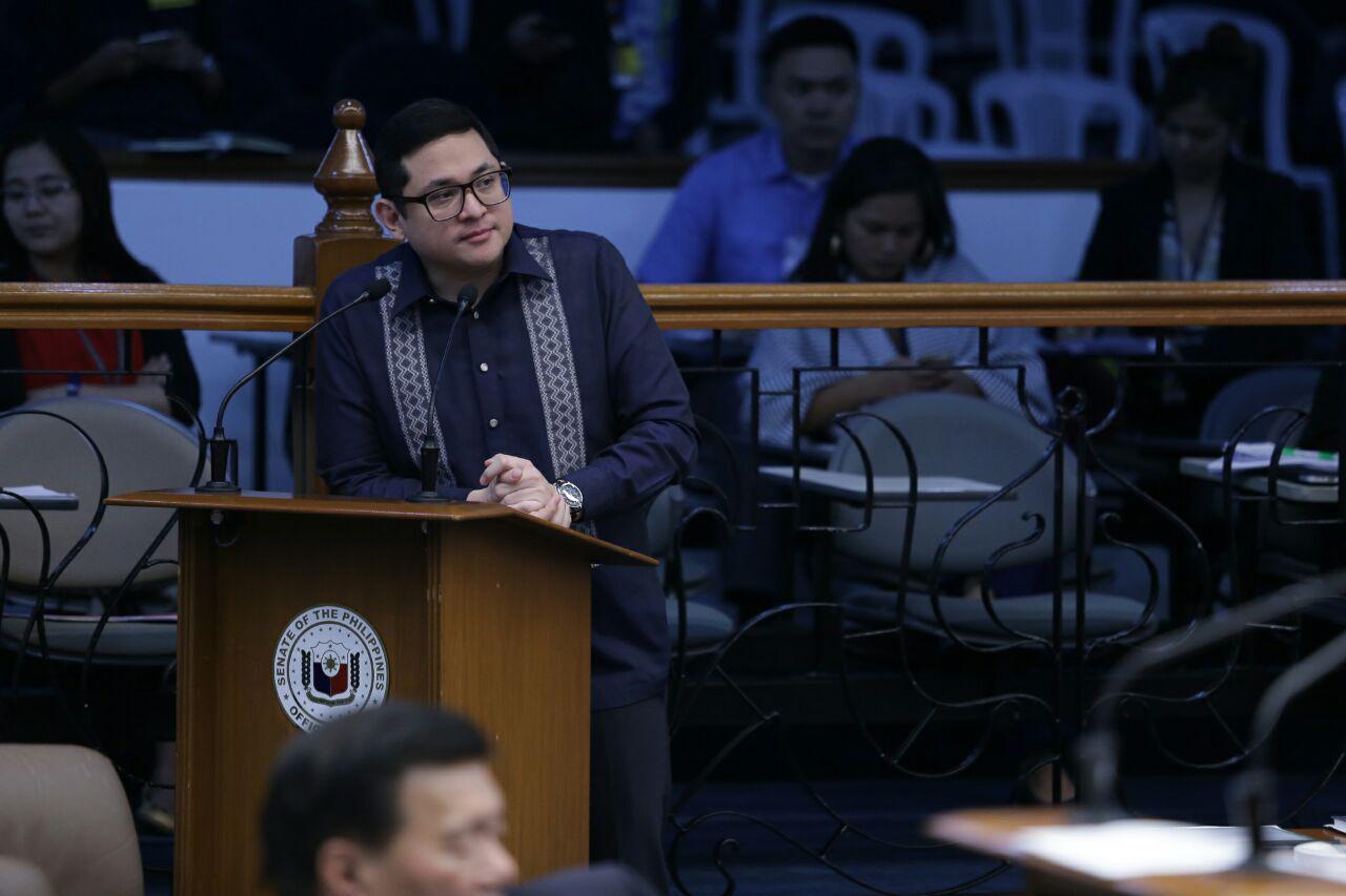 FILE: Sen. Bam Aquino (Photo: bamaquino.com)