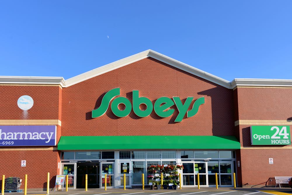 Sobeys Inc. announced Monday that it signed a partnership deal with Ocado Group for the British company to help build the grocer's online shopping business, which they expect to launch in the Greater Toronto Area in about two years. (Shutterstock)