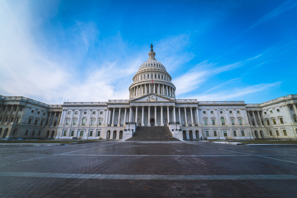 President Donald Trump signed a bill reopening the government late Monday, ending a 69-hour display of partisan dysfunction after Democrats reluctantly voted to temporarily pay for resumed operations. (Shutterstock)