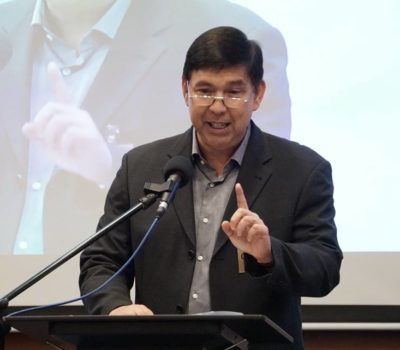 "FILE: Recto said the P634 million of ""advertising war chest"" of the DOH is enough ""to calm unfounded concerns that immunization causes harm,"" adding that an information dissemination campaign is needed to maintain public confidence on government healthcare programs. (Photo: http://ralphrecto.ph)"