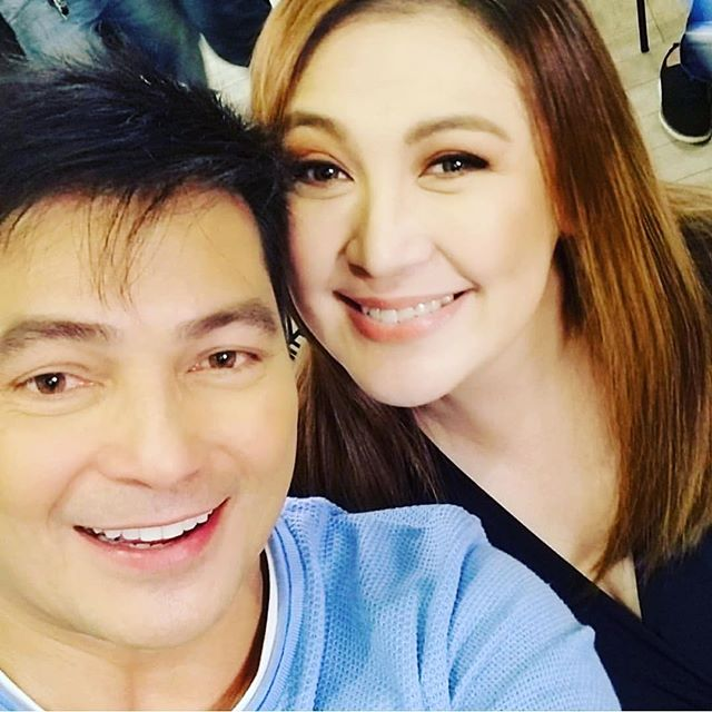 (Photo: @reallysharoncuneta/Instagram)